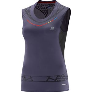 Salomon S-Lab Exo Tank Top - Women's