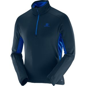 Salomon Discovery Active 1/2-Zip Fleece Jacket - Men's