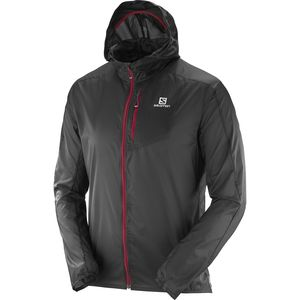 Salomon Fast Wing Hooded Jacket - Men's