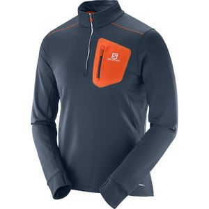 Salomon Trail Runner Warm Mid Shirt - Men's