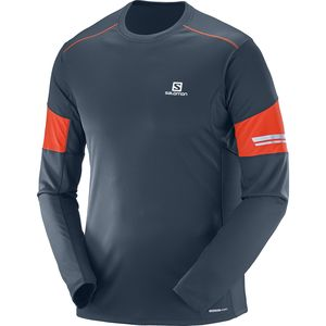 Salomon Agile T-Shirt - Long-Sleeve - Men's