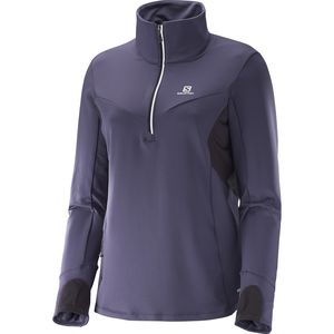 Salomon Trail Runner Warm Mid Zip Top - Women's