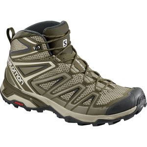 SalomonX Ultra Mid 3 Aero Hiking Boot - Men's