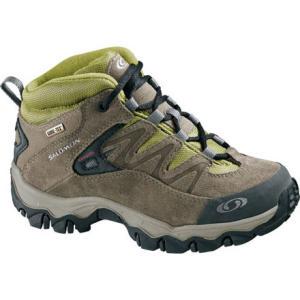 Salomon Extend Mid WP Hiking Shoe - Kids