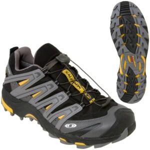 photo: Salomon XA Comp 3 GTX trail running shoe