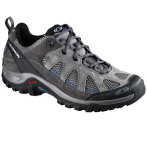 photo: Salomon Men's Exit Aero trail shoe