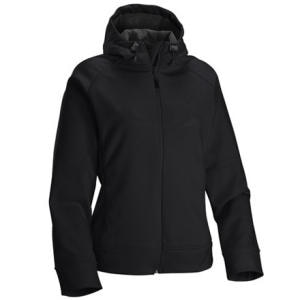 Salomon 900 Degrees Hooded Zip Jacket - Womens