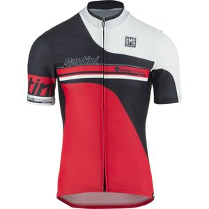 Santini AirForm Jersey - Short-Sleeve - Men's
