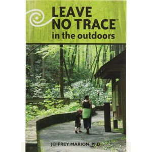 Stackpole Leave No Trace in the Outdoors Book