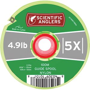 Scientific Anglers Freshwater Tippet - 100 Meter Guide Spool