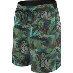 SaxxCannonball 2N1 Long Short - Men's