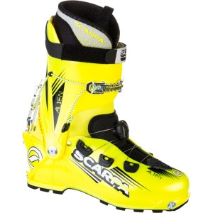 Scarpa Alien Alpine Touring Boot Reviews