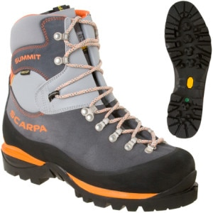 photo: Scarpa Men's Summit GTX mountaineering boot