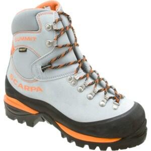 photo: Scarpa Women's Summit GTX mountaineering boot
