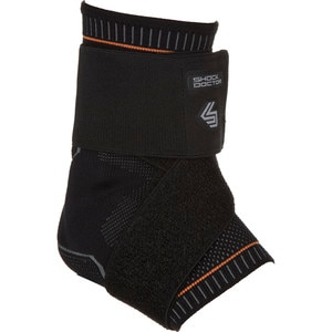 Shock Doctor Ankle Support With Gel Support and Figure 8 Strap