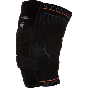 Shock Doctor Knee Support Full Patella Gel Support X-Strap