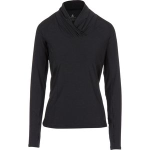 Sierra Designs Cowl Neck Shirt - Long-Sleeve - Women's