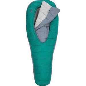 Sierra Designs Backcountry Bed SYN Sleeping Bag: 40 Degree Synthetic - Women's