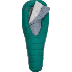 Sierra Designs Backcountry Bed SYN Sleeping Bag: 29 Degree Synthetic - Women's
