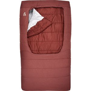 Sierra Designs Frontcountry Duo Sleeping Bag: 27 Degree Synthetic