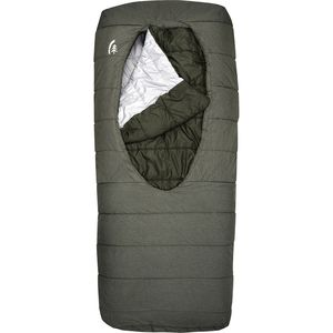 Sierra Designs Frontcountry Twin Sleeping Bag: 27 Degree Synthetic