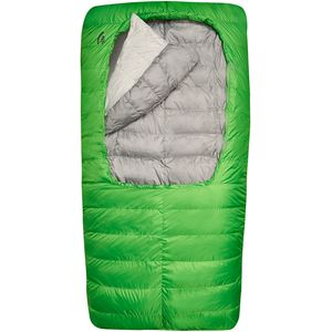 Sierra Designs Backcountry Bed Duo 600 Sleeping Bag: 27-Degree Down
