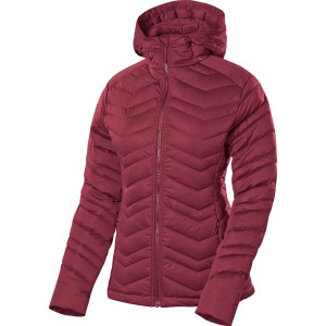 Sierra Designs Stretch DriDown Hooded Jacket - Women's