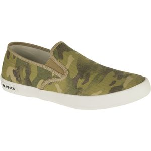 SeaVees Baja Slip On Saltwash Shoe - Men's
