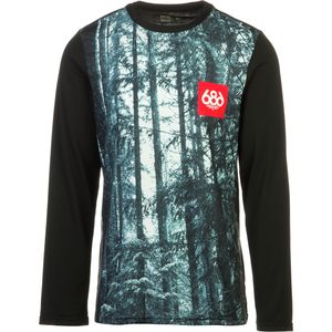 686 Tech Shirt - Long-Sleeve - Men's