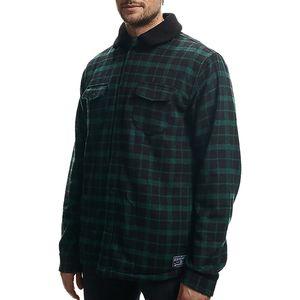 686 Parklan Sherpa Divide Shirt Jacket - Men's On sale