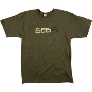 686 Main T-Shirt - Short-Sleeve - Mens