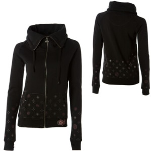 686 Shine Full-Zip Sweatshirt - Womens