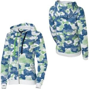 686 Lotus Full-Zip Hooded Sweatshirt - Womens