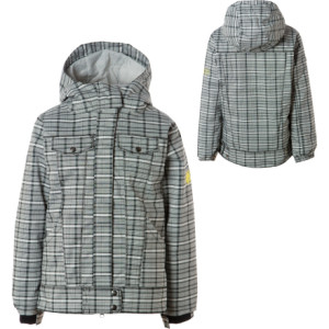 686 Smarty Heather Jacket - Girls