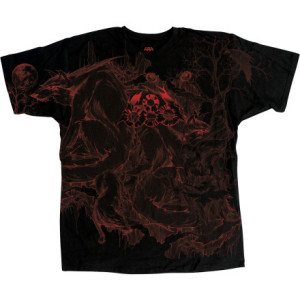 686 Howl Front Belt T-Shirt - Short-Sleeve - Mens