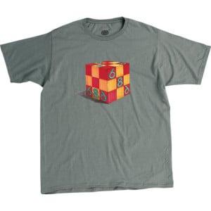 686 Cube Premium T-Shirt - Short-Sleeve - Mens