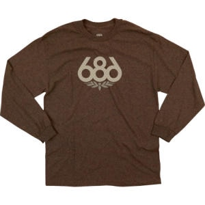 686 Wreath T-Shirt - Long-Sleeve - Mens