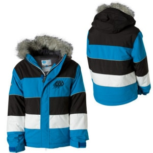 686 Mannual Q-Puffy Insulated Jacket - Boys
