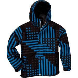 686 Mannual Grid Jacket - Boys