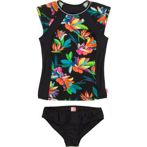 Seafolly  Tropical Fever Surf Swimsuit - Girls'