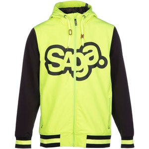 Saga OG Logo Softshell Jacket - Men's