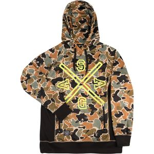 Saga Crest Riding Pullover Hoodie - Men's