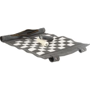 Sondergut Roll-up Travel Games Chess & Checkers Board Game