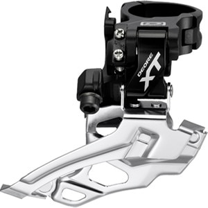 Shimano XT FD-M781-A-L Traditional Double-Ring Front Derailleur