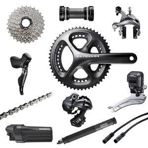 Shimano Ultegra 6870 Di2 Groupset with Power Kit