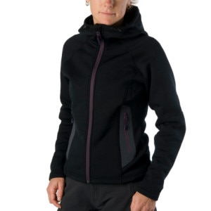 Stoic Breaker Fleece Full-Zip Hooded Sweatshirt - Womens