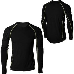 photo: Stoic Merino Crew - Long-Sleeve base layer top