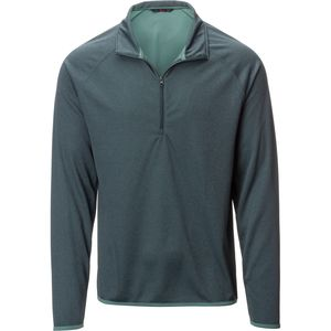 Quick Dry 1/4-Zip Shirt - Long-Sleeve - Men's