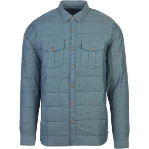 Stoic Antarctica Quilted Shirt - Long-Sleeve - Men's