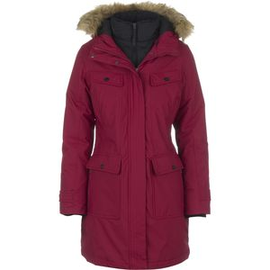 Down Parka - Women's